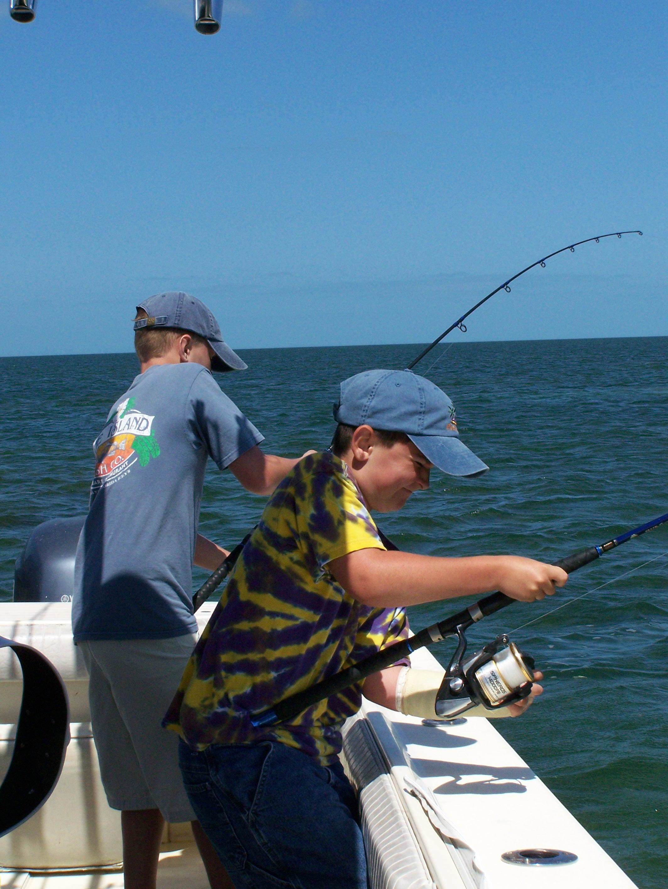 100 for Florida keys fishing